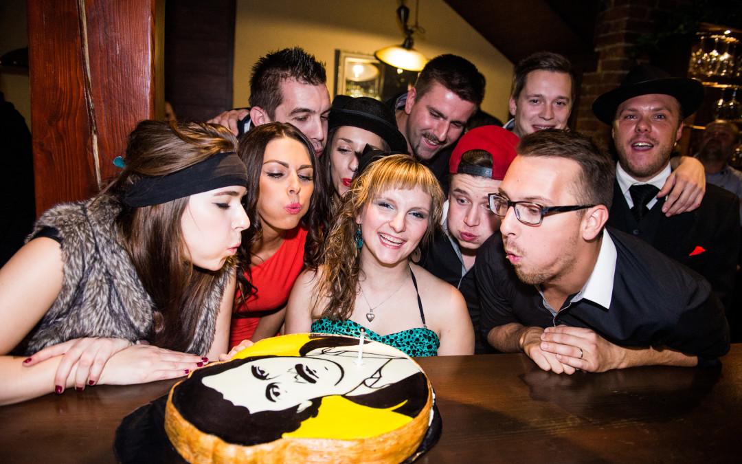 Promo video koslavě 1.narozenin Pablo EscoBaru