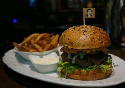 Masala Burger