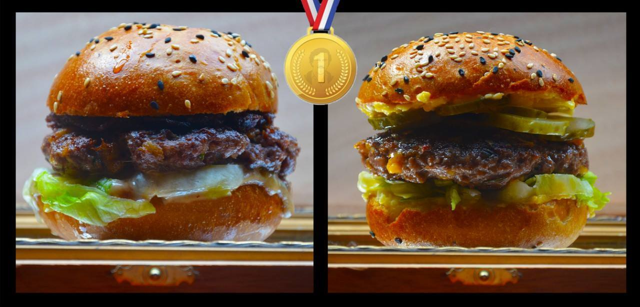 Šampioni Burger Festu 2017