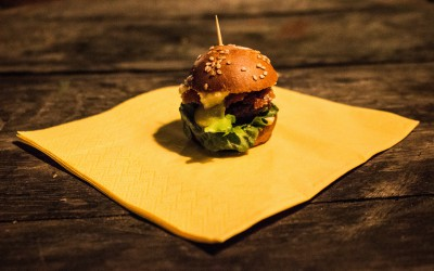 Five O'clock Hamburger