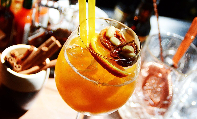 Koktejl Apricot Summer